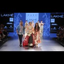 Garo by Priyangsu Maji at Lakme Fashion Week AW16 - Look 12