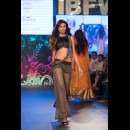Riddi and Siddhi Mapxencar at India Beach Fashion Week AW15 - Look1