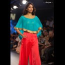 Riddi and Siddhi Mapxencar at India Beach Fashion Week AW15 - Look14