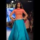 Riddi and Siddhi Mapxencar at India Beach Fashion Week AW15 - Look19