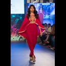 Riddi and Siddhi Mapxencar at India Beach Fashion Week AW15 - Look33