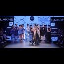 Rimi Nayak at Lakme Fashion Week AW16 - Look 4