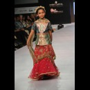 Ritu Beri at India Kids Fashion Week AW15 - Look 12