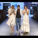 Sahil Kochhar at Lakme Fashion Week AW16 - Look 14