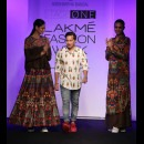 Siddhartha Bansal at Lakme Fashion Week AW16 - Look 7