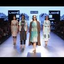 Sneha Arora at Lakme Fashion Week AW16 - Look 3