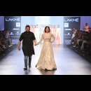 Sonam and Paras Modi at Lakme Fashion Week AW16 - Look 1