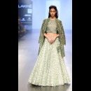 Sonam and Paras Modi at Lakme Fashion Week AW16 - Look 13