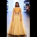 Sonam and Paras Modi at Lakme Fashion Week AW16 - Look 21