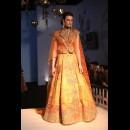 Sulakshana Monga at India bridal fashion week AW15 - Look6
