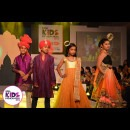 Sumit das Gupta at India Kids Fashion Week AW15 - Look 96