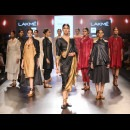 Swati Kalsi at Lakme Fashion Week AW16 - Look 1