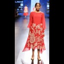 Swati Vijaivargie at Lakme Fashion Week AW16 - Look 17