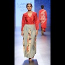 Swati Vijaivargie at Lakme Fashion Week AW16 - Look 4