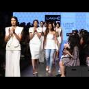 Tanieya Khanuja at Lakme Fashion Week AW16 - Look 3