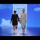 Urvashi Joneja at Lakme Fashion Week AW16 - Look 2