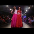 Urvee Adhikari at India Beach Fashion Week AW15 - Look13