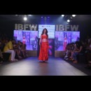 Urvee Adhikari at India Beach Fashion Week AW15 - Look22