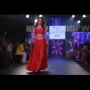 Urvee Adhikari at India Beach Fashion Week AW15 - Look24
