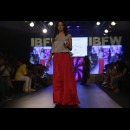 Urvee Adhikari at India Beach Fashion Week AW15 - Look41
