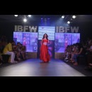 Urvee Adhikari at India Beach Fashion Week AW15 - Look42