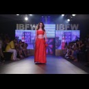 Urvee Adhikari at India Beach Fashion Week AW15 - Look9