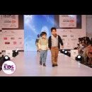 Vidhi Seth at India Kids Fashion Week AW15 - Look 54