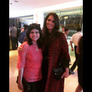 Mehernaz Dhondy and Anita Dongre at the Grazia India Young Fashion Awards 2016