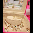Sparking Necklace from the Pink City Jewellery Collection by Anita Dongre