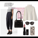 Leather Loving | Polyvore Featuring Images Bags Black Leather Bag