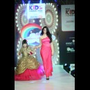 Kanchan Bawa-Kanchan Bawa at India Kids Fashion Week AW15 - Look 23