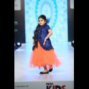 Kanchan Bawa-Kanchan Bawa at India Kids Fashion Week AW15 - Look 27