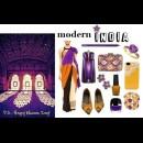 Celandia Saree by Indian Designer Sougat Paul