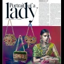 Indian Accesoory Meera Mahadevia's new designer clutches collection
