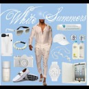 Indian Designer Manoviraj Khosla's white designer shirt