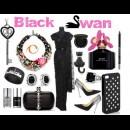 Elegant black Designer Saree by Indian Designer Raakesh Agarvwal