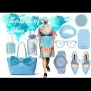 Indian Fashion Designer Debashri Samantha's designer croptop-dress