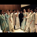 Backstage Pass at the Manish Malhotra Event in Kolkata