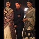 Manish Malhotra Backstage at the Ladies Study Group Event in Kolkata