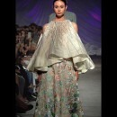 Gorgeous Flowy Embroidered Top on the Ramp by Manish Malhotra