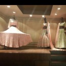 Beautiful Lehengas at the Manish Malhotra Flagship Store