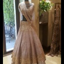 Shimmer and Shine Lehenga for Summer Weddings by Manish Malhotra