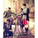 Handloom Journey 2016 Styles by Manish Malhotra