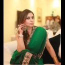 Classic Manish Malhotra Saree Worn by Aasia Amer