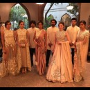 Ivory Themed Collection at the Flagship Manish Malhotra Store