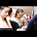 Behind the Scenes at the Omar Mansoor Show at Paris Fashion Week
