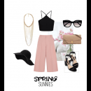 Spring Has Sprung | Polyvore Featuring Sannam Chopra Necklace