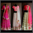Are You Pink Enough Lehengas by Priti Sahni