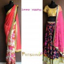 Is Your Style More Saree or Lehenga? Options from Priti Sahni