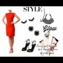 Red is the New Black | How to Wear a Statement-Dress